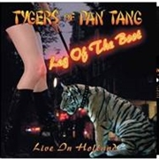 TYGERS OF PAN TANG - LEG OF THE BOOT