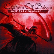 CHILDREN OF BODOM - (BLACK) HATE CREW DEATHROLL (2LP)