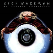 WAKEMAN, RICK -& THE ENGLISH ROCK ENSEMBLE- - NO EARTHLY CONNECTION