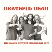 GRATEFUL DEAD - THE SNACK BENEFIT BROADCAST 1975