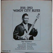 VARIOUS - WINDY CITY BLUES: THE TRANSITION 1935-1953