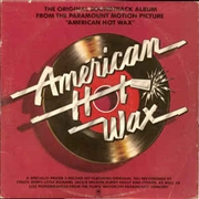 VARIOUS - AMERICAN HOT WAX O.S.T. (2LP)