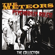 METEORS - PSYCHOBILLY RULES! THE COLLECTION (2LP)