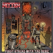 HITTEN - FIRST STRIKE WITH THE DEVIL