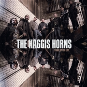 HAGGIS HORNS - STAND UP FOR LOVE