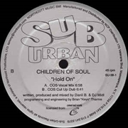 CHILDREN OF SOUL - HOLD ON