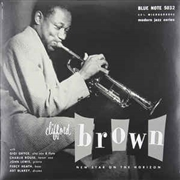 "BROWN, CLIFFORD -SEXTET- - NEW STAR ON THE HORIZON (10"")"