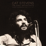 STEVENS, CAT - EARLY BROADCASTS (2LP)
