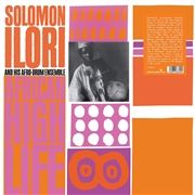 ILORI, SOLOMON -& HIS AFRO-DRUM ENSEMBLE- - AFRICAN HIGH LIFE