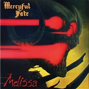MERCYFUL FATE - MELISSA (BLACK)