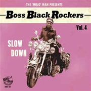 VARIOUS - BOSS BLACK ROCKERS, VOL. 4