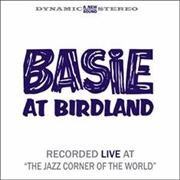BASIE, COUNT - BASIE AT BIRDLAND (2LP)