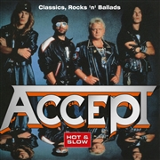 ACCEPT - HOT & SLOW (2LP)
