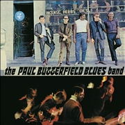BUTTERFIELD, PAUL -BLUES BAND- - PAUL BUTTERFIELD BLUES BAND