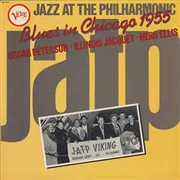 PETERSON, OSCAR/ILLINOIS JACQUET/HERB ALLIS - (180GR) JAZZ AT THE PHILHARMONIC: BLUES IN CHICAGO 1955