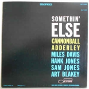 ADDERLEY, CANNONBALL - SOMETHIN' ELSE (USA)