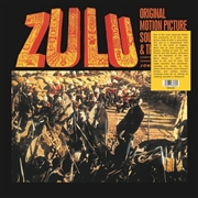 BARRY, JOHN - ZULU O.S.T.