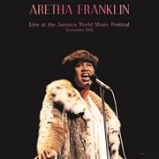 FRANKLIN, ARETHA - LIVE AT THE JAMAICA WORLD MUSIC FESTIVAL 1982