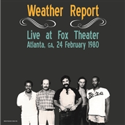 WEATHER REPORT - LIVE AT FOX THEATER, ATLANTA, GA, 24 FEBRUARY 1980