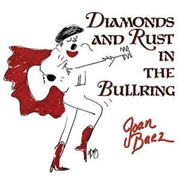 BAEZ, JOAN - DIAMONDS AND RUST IN THE BULLRING (2LP)