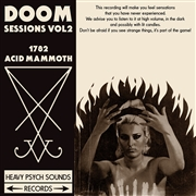 1782/ACID MAMMOTH - (BLACK) DOOM SESSIONS, VOL. 2
