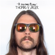 JAGER, THOMAS V. - A SOLITARY PLAN (BLACK)