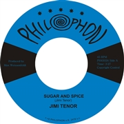 TENOR, JIMI - SUGAR AND SPICE/LOVER'S BRIDGE