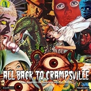 VARIOUS - ALL BACK TO CRAMPSVILLE (2LP)