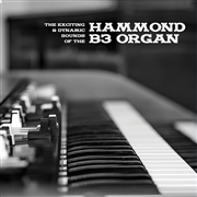 VARIOUS - THE EXCITING & DYNAMIC SOUNDS OF THE HAMMOND B3 ORGAN