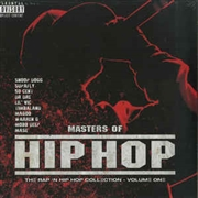 VARIOUS - MASTERS OF HIP HOP