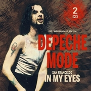 DEPECHE MODE - SAN FRANCISCO IN MY EYES 1994 (2CD)