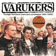 VARUKERS - VINTAGE VARUKERS (BLACK)