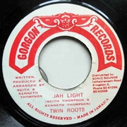 TWIN ROOTS - JAH LIGHT/VERSION
