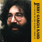 GARCIA, JERRY -BAND- - LIVE AT KSAN PACIFIC HIGH STUDIO 1972 (2LP)