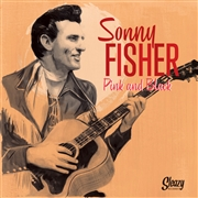 "FISHER, SONNY - PINK AND BLACK (10"")"