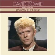 BOWIE, DAVID - (RED) STANDING IN THE WIND