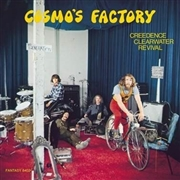 CREEDENCE CLEARWATER REVIVAL - COSMO'S FACTORY (HALF SPEED MASTER)