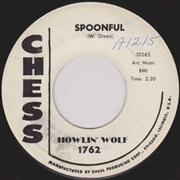 HOWLIN' WOLF - HOWLIN' FOR MY DARLIN'/SPOONFUL