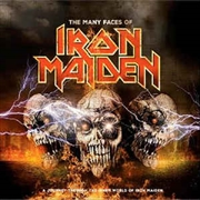 VARIOUS - THE MANY FACES OF IRON MAIDEN (2LP)