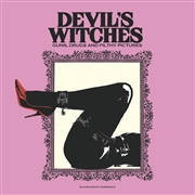 "DEVIL'S WITCHES - GUNS, DRUGS AND FILTHY PICTURES (10"")"