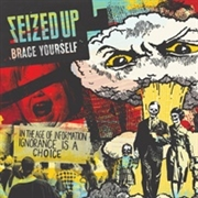SEIZED UP - BRACE YOURSELF (BLACK)