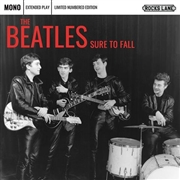BEATLES - (RED) SURE TO FALL EP