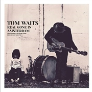 WAITS, TOM - REAL GONE IN AMSTERDAM, VOL.1 (2LP)