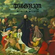 PILGRIM (USA) - MISERY WIZARD (2LP/SPLATTER)