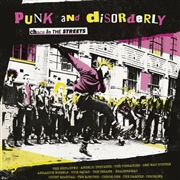 VARIOUS - PUNK AND DISORDERLY: CHAOS IN THE STREETS