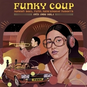 VARIOUS - FUNKY COUP (2LP/BLACK)