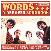 VARIOUS - WORDS: A BEE GEES SONGBOOK