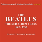 "BEATLES - THE RED ALBUM YEARS 1962-1966 (2X10"")"