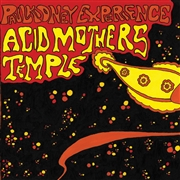 ACID MOTHERS TEMPLE/PAUL KIDNEY EXPERIENCE - (BLACK) ACID MOTHERS TEMPLE/PAUL KIDNEY EXPERIENCE