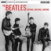 BEATLES - (RED) CRYING, WAITING, HOPING